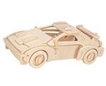 Afbeeldingen van 3d puzzel race auto Eureka