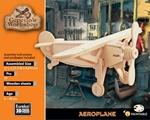 Afbeeldingen van 3d puzzel vliegtuig Eureka