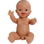 Afbeeldingen van Babypop Gordi blank jongetje lachend 34 cm