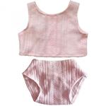 Bild von Ondergoed (roze) voor pop Gordi 34cm