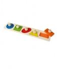 Afbeeldingen van Puzzel primaire vormen en kleuren Primi Passi