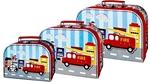 Afbeeldingen van Koffer Brandweer klein 20,5 x 14,5 cm