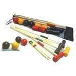Bild von Croquetspel 4 spelers 80 cm hout in net