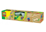 Afbeeldingen van Eco modeleer klei 4 kleuren SES