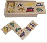 Afbeeldingen van Domino  vervoer 28 delig