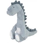 Afbeeldingen van Knuffel Dino Don zacht grijs 65 cm Happy Horse