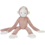Afbeeldingen van Knuffel Hangende Aap perzik-roze 84 cm Happy Horse