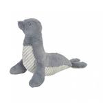 Afbeeldingen van Knuffel Zeehond Sidney licht/donker grijs 22 cm Happy Horse