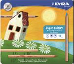 Bild von Lyra Super Ferby - ongelakt - 18 kleuren in blik