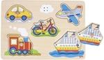 Afbeeldingen van Geluidpuzzel Verkeer Voertuigen