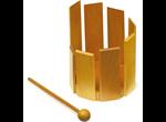Bild von Roertrommel- klank trommel 15 cm,