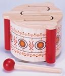 Afbeeldingen van Drum, trommel vrolijke kleuren Pintoy