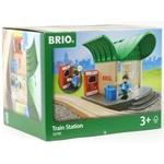 Afbeeldingen van BRIO Treinstation met geluid