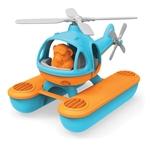 Afbeeldingen van Water helicopter blauwe top - recycled plastic - Greentoys