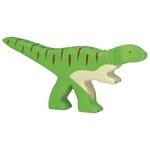 Afbeeldingen van Holztiger - Allosaurus dino