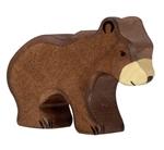 Afbeeldingen van Bruine beer welp Holztiger