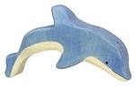 Bild von Holztiger - Dolfijn springend
