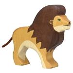 Afbeeldingen van Holztiger - Leeuw mannetje