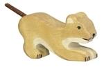 Image de Holztiger - Leeuw welp spelend