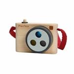 Afbeeldingen van Camera met 3 kleurenlens Plantoys