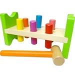 Afbeeldingen van Hamerbank groen 6 pennen