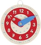 Image de Leerklokje  24 uren en minuten