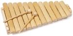 Bild von Xylofoon 12 tonig  Blank beukenhout