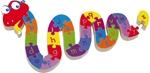 Afbeeldingen van Puzzel Slang ABC