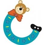 Picture of Gekleurde beren letter C
