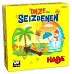Afbeeldingen van Geheugenspel - Onze seizoenen-Haba