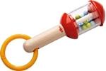 Afbeeldingen van Rammelaar, bijt- en grijp speeltje Haba 2+