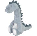 Afbeeldingen van Knuffel Dino Don zacht grijs 36 cm Happy Horse