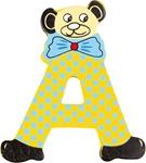 Afbeeldingen van kleine beren letter A