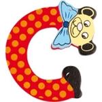 Afbeeldingen van kleine beren letter C