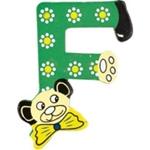 Afbeeldingen van kleine beren letter F