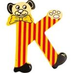 Afbeeldingen van kleine beren letter K