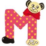 Afbeeldingen van kleine beren letter M