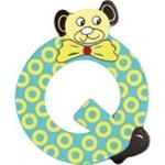 Afbeeldingen van kleine beren letter Q