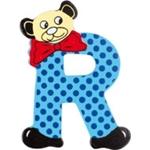 Afbeeldingen van kleine beren letter R