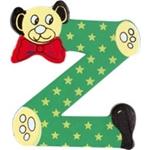 Afbeeldingen van kleine beren letter Z