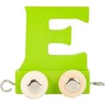 Afbeeldingen van Lettertrein gekleurd E