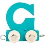 Afbeeldingen van Lettertrein gekleurd G