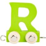 Afbeeldingen van Lettertrein gekleurd R