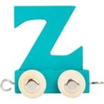 Afbeeldingen van Lettertrein gekleurd Z