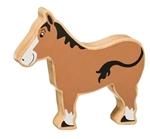 Bild von Paard bruin