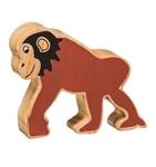 Bild von Chimpansee aap