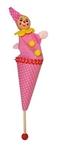 Afbeeldingen van stokpop roze