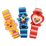 Image de Houten speel-horloge Fancy Bigjigs