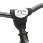 Afbeeldingen van Trybike steel stuurkussen voor alle steel fietsen