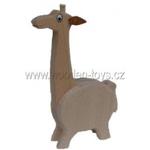 Bild von Spaarpot Giraffe beukenhout